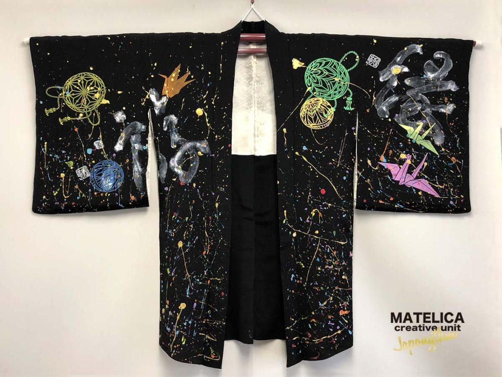 kimono japonythm